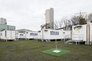BESS, Steag-Germany project