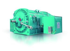 Explosion Proof Motors-Hazardous area machines_series ET