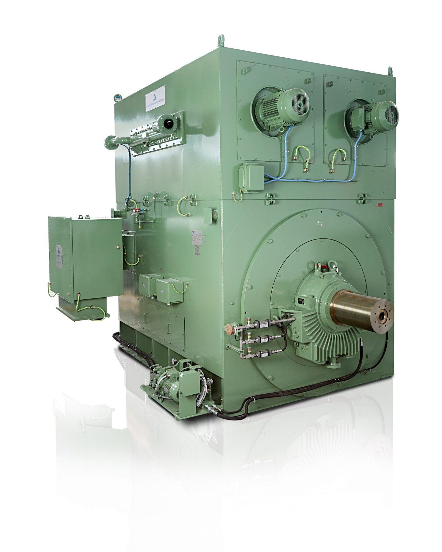 Induction Motors Nidec Industrial Solutions