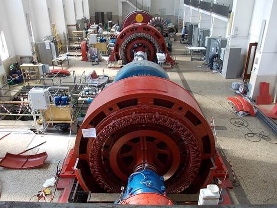 generator revamping