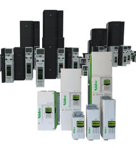 Low Voltage Drives & Inverters