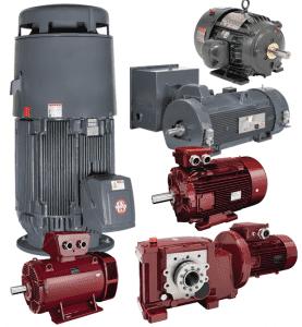 Low Voltage & DC Motors