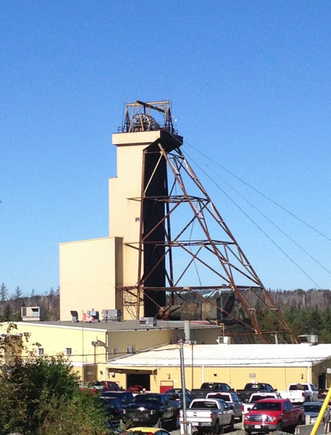 Ontario Gold Mine