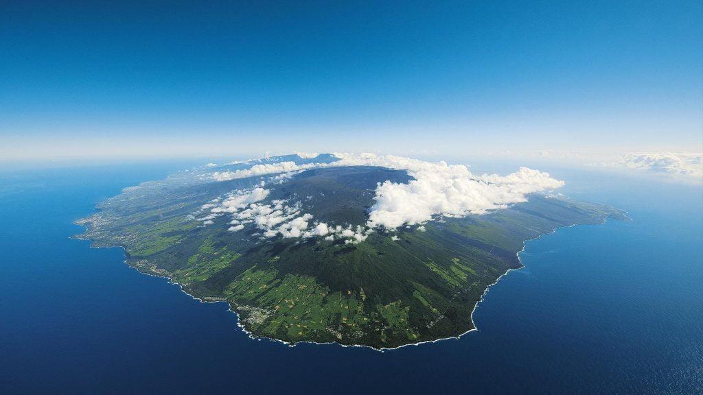 Reunion Island, Indian Ocean