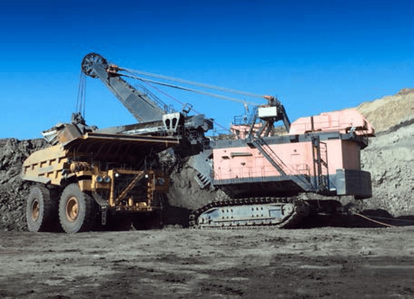 US Coal mine