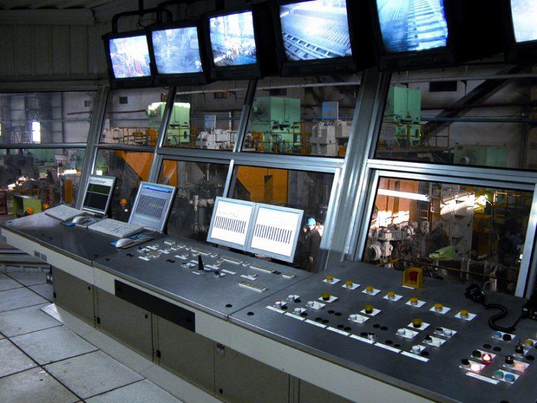 sala controllo grande