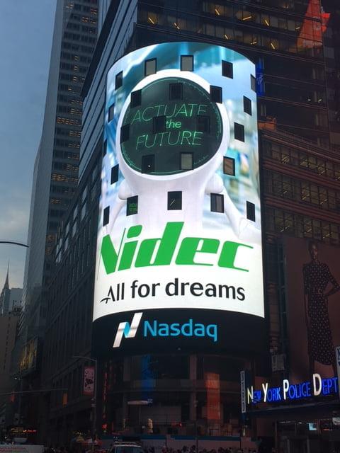 NY Nidec logo