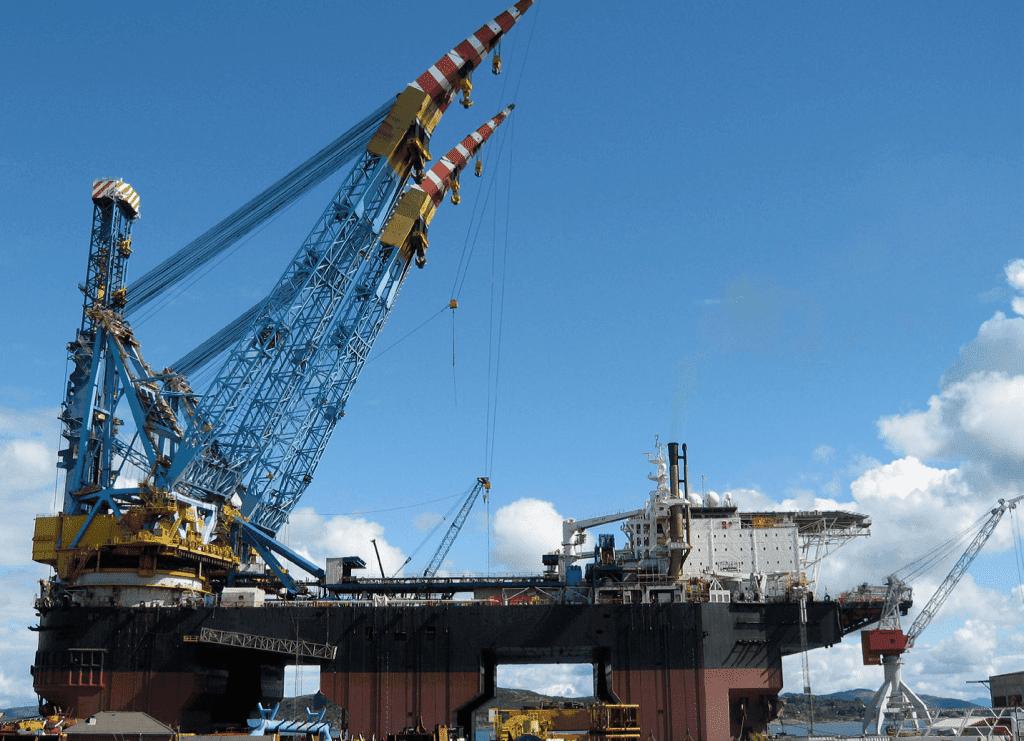 crane vessel