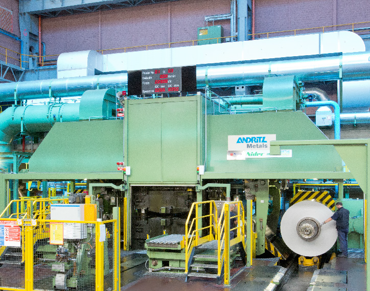 20 High Cold Rolling Mill