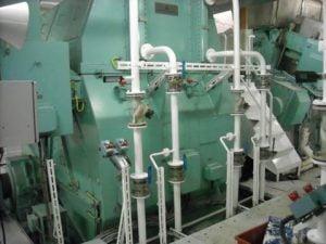 Generators for marine