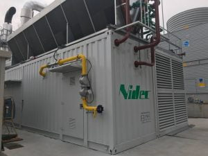 Generators for co and tri generation