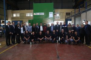 Strategic alliance between Exergy and Nidec completes made-in-Turkey certification for generators in less than 9 months