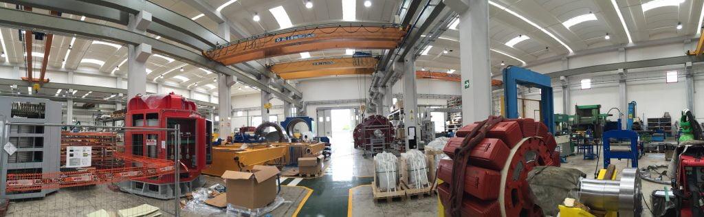 Motortecnica factory