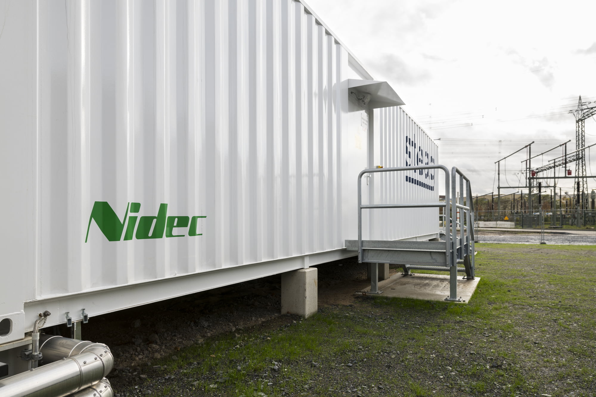Eröffnung GBS Duisburg Walsum, Nidec ASI, Steag, Germany, 2016-11-17